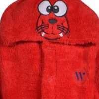 Woody Unisex kamerjas, rood