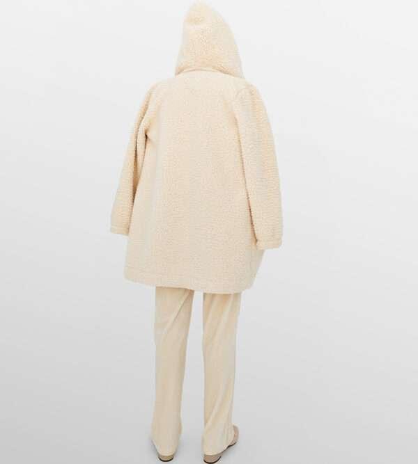 LORDS & LILIES Dames jas, gebroken wit