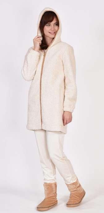 LORDS & LILIES Dames jas en broek gebroken wit