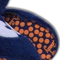 Woody Unisex pantoffels, donkerblauw maat 30-34