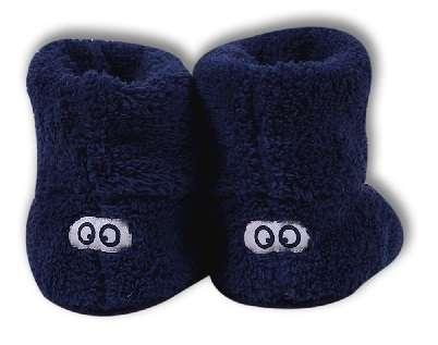 Woody Unisex Pantoffels, donkerblauw