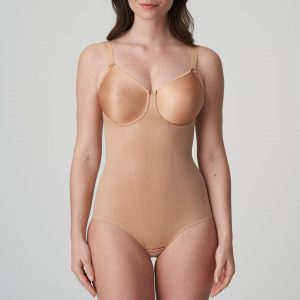 SATIN cognac body