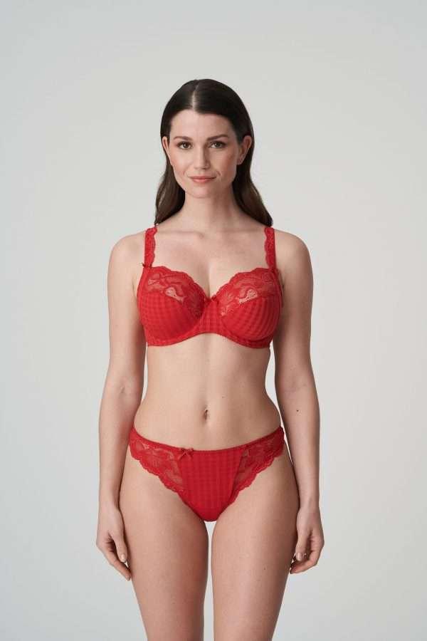 MADISON scarlet string