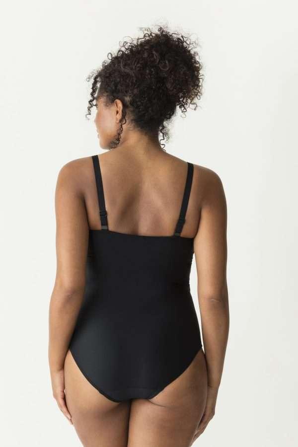COCKTAIL zwart corrigerend badpak