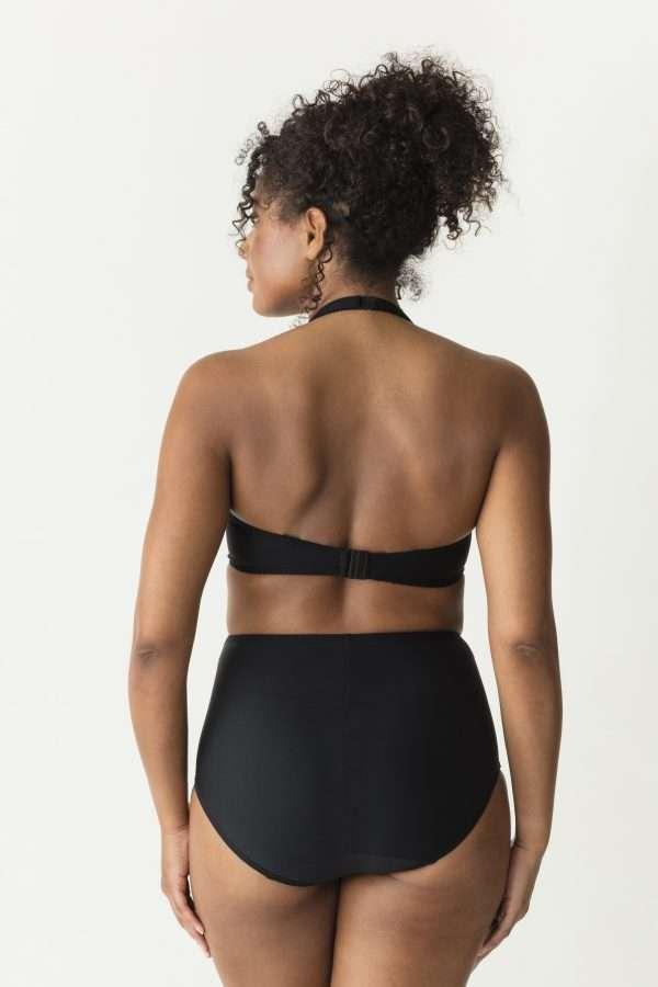 COCKTAIL zwart bikini tailleslip