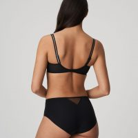 I WANT YOU zwart tailleslip