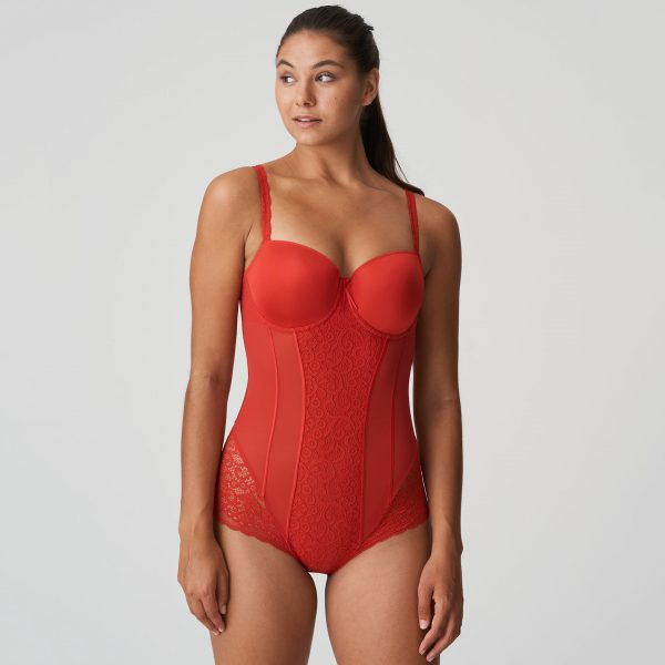 I DO scarlet body