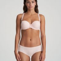 AVERO pearly pink mousse bh - strapless