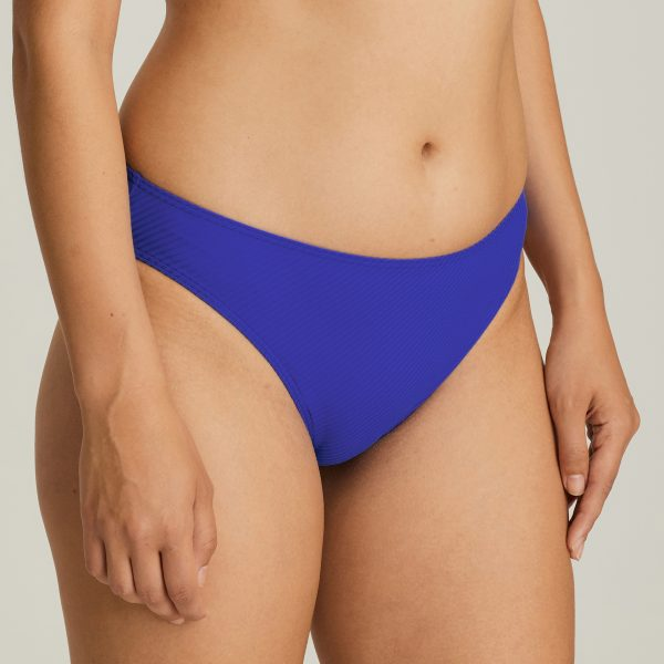 SAHARA electric blue bikini rioslip