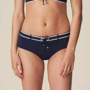 ANGELINE Water Blue bikini short