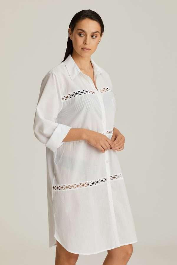 MOGADOR wit badmode speciaal accessoire