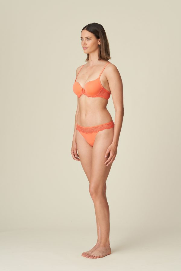 PEARL Living Coral string