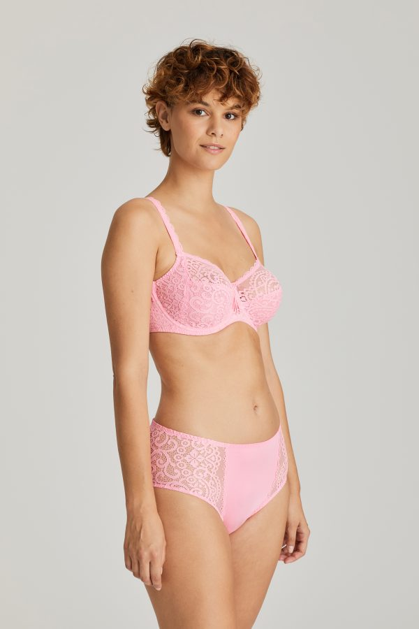 I DO Happy Pink tailleslip