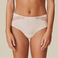 AXELLE Pearled Ivory short