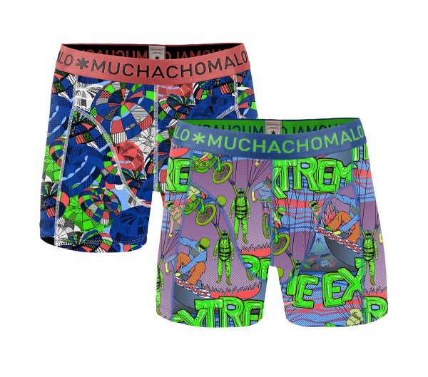 Muchachomalo MEN 2-PACK SHORT EXTREME