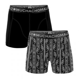 muchachomalo cotton modal 2-pack