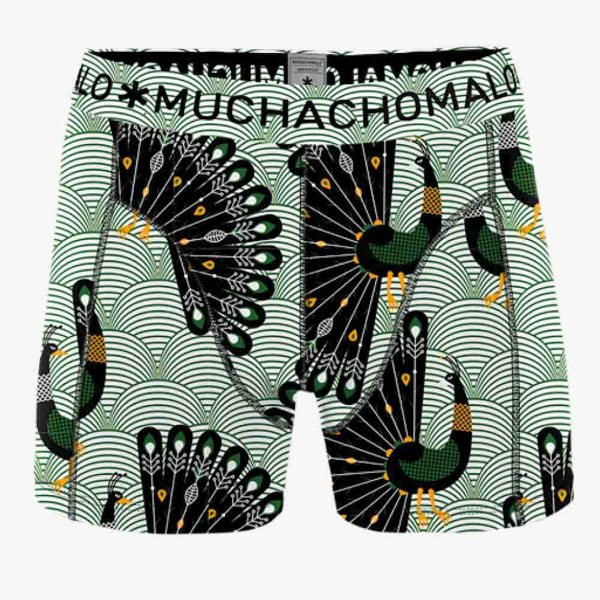 Muchachomalo MEN SHORT PROUD AS A PEACOCK