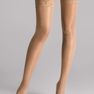 Wolford Kousen Satin Touch 20 Stay Up