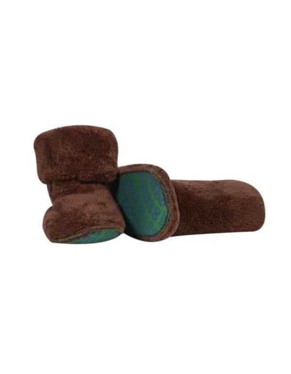 Woody Pantoffels, bruin