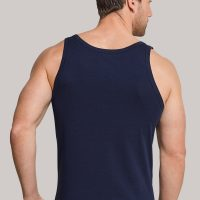 Schiesser Onderhemd donkerblauw - Urban Original